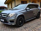 Mercedes-Benz GL 350 CDI BlueTEC 4matic