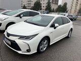 Toyota Corolla sedan 1,8 Hybrid E-CVT 122k Comfort STYLE TECH