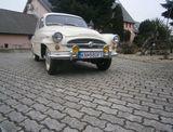 Škoda Octavia Super 1962