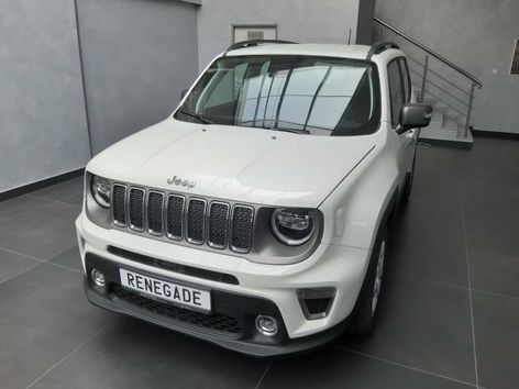 Jeep Renegade 1,3T 4x2 Limited