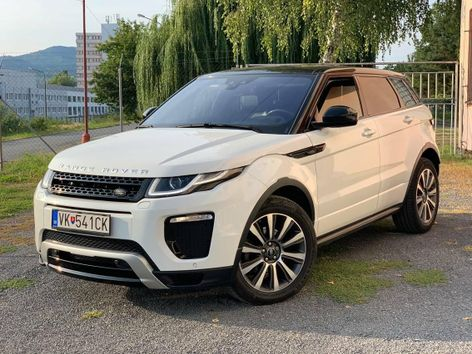 Land Rover Range Rover Evoque 2.0 TD4 180 SE Dynamic AT