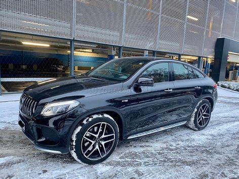 Mercedes GLE trieda AMG  43 kupé 4matic A/T