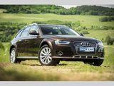 Audi A4 Allroad 2,0 TDI Aut. Quattro CZ 1.Maj.