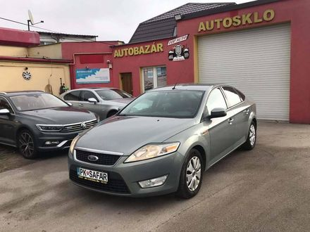 Ford Mondeo MK4 1.8 TDCi Trend
