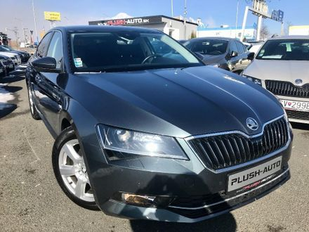 Škoda Superb Combi 2.0 TDI Ambition EU6