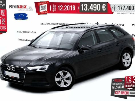 Audi A4 Avant 2.0 TDI EXECUTIVE Plus