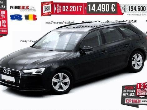 Audi A4 Avant 2.0 TDI LUXURY Line