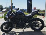 Kawasaki Z 650 Metallic Flat Spark Black / Metallic Spark Bla