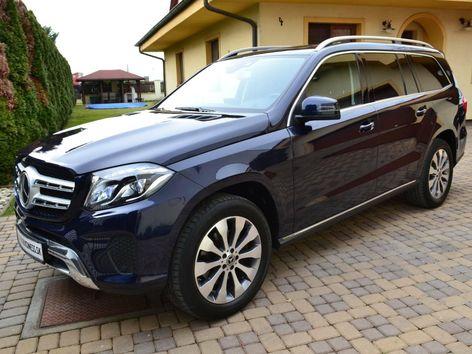 Mercedes-Benz GLS 350 d 4matic