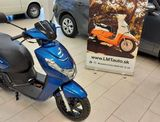 Peugeot Kisbee 50i 2T, modrá