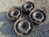 4x108 R15 Peugeot a Citroen plechové disky