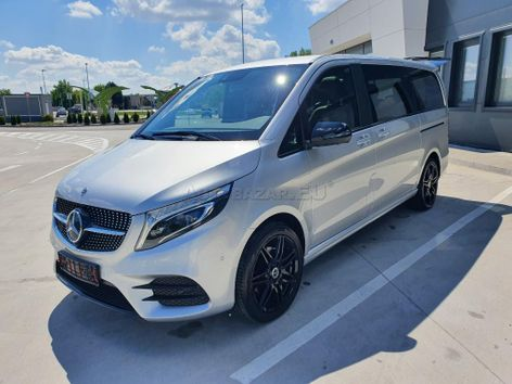 Mercedes V trieda 300 d Exclusive lang A/T 4MATIC