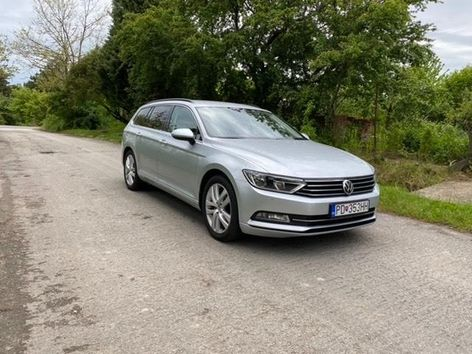 Volkswagen Passat Variant 2.0 TDI BMT Highline DSG Business