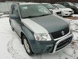 Suzuki Grand Vitara 1,9 DDis 3-dv. 95 kw M5 ABS,Aut.Klima