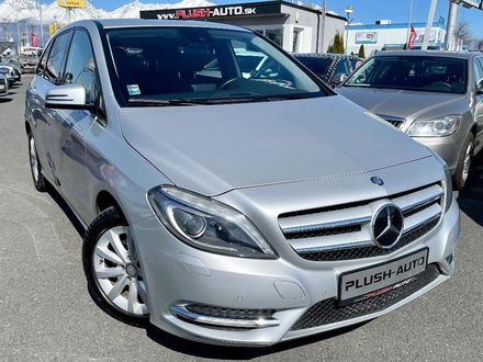 Mercedes-Benz B trieda 180 CDI BlueEFFICIENCY