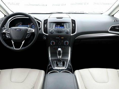 Ford S-Max 2.0 TDCi PowerShift Titanium eXclusive Panorama