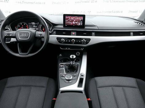 Audi A4 Avant 2.0 TDI EXECUTIVE Plus