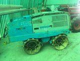 Bomag Weber TRC 66 priekopový ježkový valec