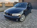 BMW Rad 1 116i 115k