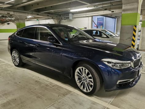 BMW rad 6 GT 630d xDrive Gran Turismo A/T