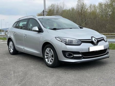 Renault Mégane Grandtour Energy dCi 110 Limited EDC