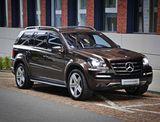 Mercedes-Benz GL 350 CDI 4matic BlueEFFICIENCY