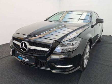 Mercedes-Benz CLS Kupé 350 CDI 4matic BlueEFFICIENCY