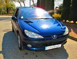 Peugeot 206 2.0 HDi,Trendy,66KW,5M, 5 d.