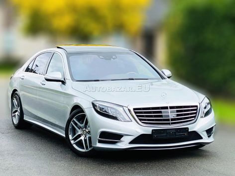 Mercedes S trieda 500 L PLUG-IN HYBRID