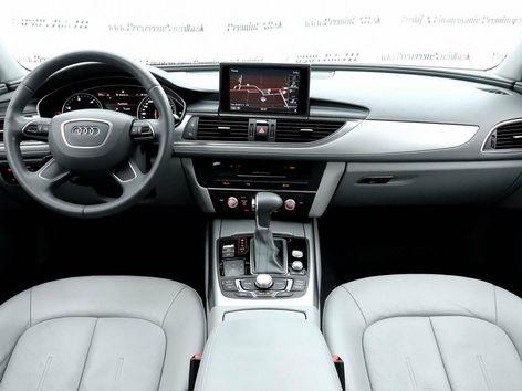 Audi A6 Avant 2.0 TDI LUXURY Line