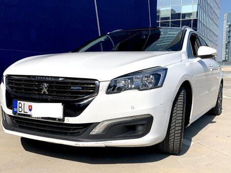 Peugeot 508 SW 2.0 HDI Allure