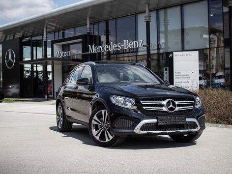 Mercedes GLC Kupé 350d 4matic A/T