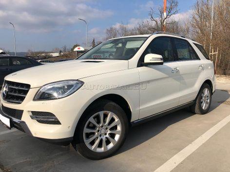 Mercedes M trieda ML 350 CDI