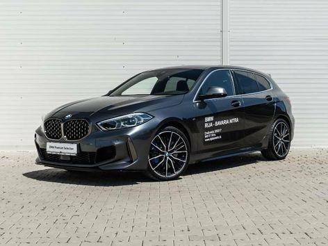 BMW Rad 1 M135i xDrive A/T