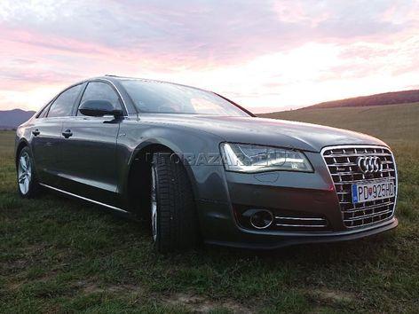 Audi A8 S8 4.0 TFSI V8 quattro tiptronic 8-st.