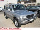 Hyundai Galloper 2.5 TD TC ABS, A/C