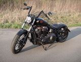 Harley Davidson Softail FXBB Slftail Street Bob
