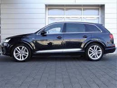 Audi Q7 S-LINE. 272 K. Night Vision