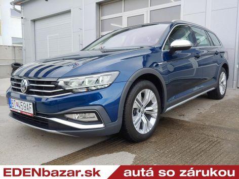 Volkswagen Passat Alltrack 4MOTION DSG 2.0 TDI 140kW