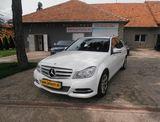 Mercedes-Benz C trieda Sedan 200 CDI BlueEFFICIENCY Elegance A/T