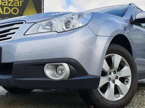 Subaru Outback 2.0D AWD Symetrical Boxer Diesel✔️Garancia KM✔️Kúpené v SR✔️Overené✔️