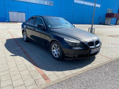 BMW rad 5 530 d
