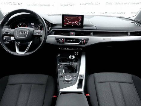 Audi A4 Allroad 2.0 TDI 4x4 Quattro