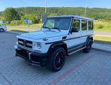 Mercedes-Benz G trieda 350 BLUE