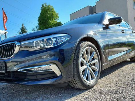 BMW Rad 5 540i xDrive A/T
