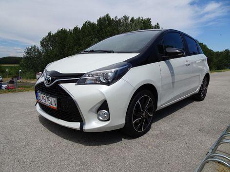 Toyota Yaris VVT-i Premium AUTOMAT A7