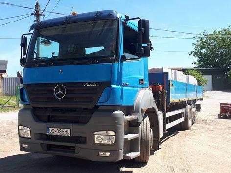 Mercedes Axor 2633 3535 L  -C