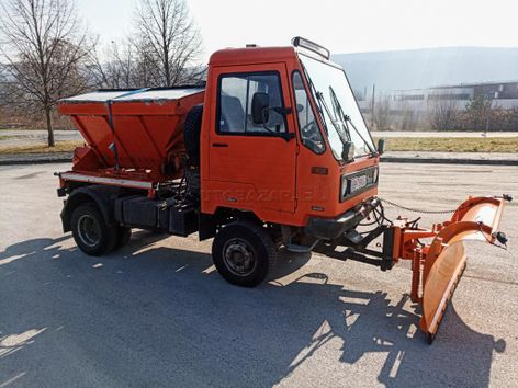 Multicar M26 4x4 Komunal