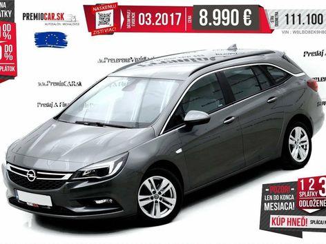 Opel Astra Sport Tourer 1.6 CDTi Innovation