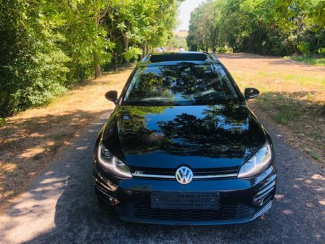 Volkswagen Golf Variant 2.0 TDI BMT EU6 R-Line Highline DSG